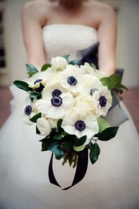 Flower guide for your wedding planningsavvy anemone november thorugh may but primarily spring colors white pink purple magenta burgundy mightylinksfo