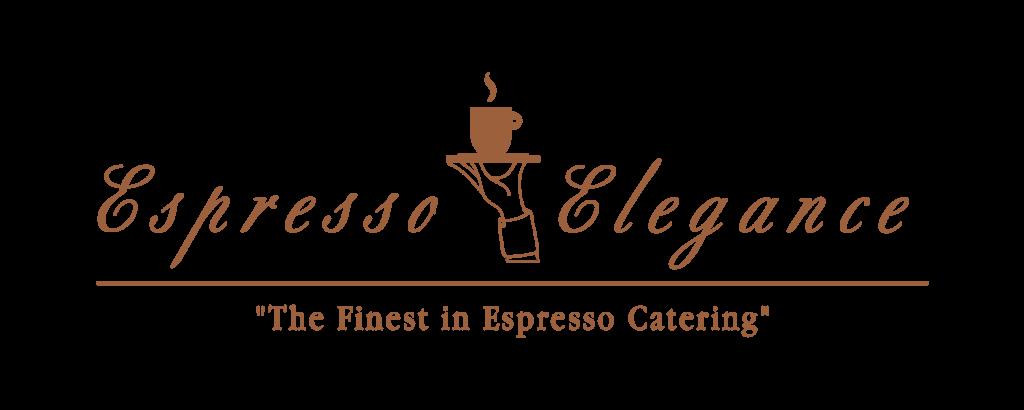 EspressoElegance Logo Gold Transparent