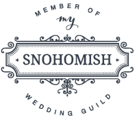 Snohomish Wedding Guild Member