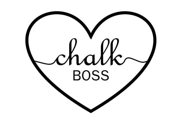 Chalk Boss logo